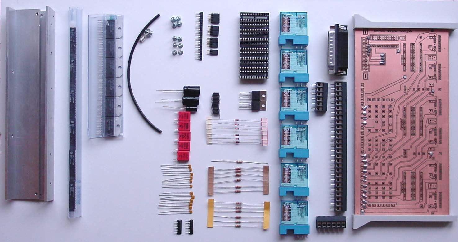 Here you get to the Picture Gallery for assembling the Odin-3D Microstepperboard