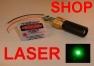 Webshop for Lasermodule